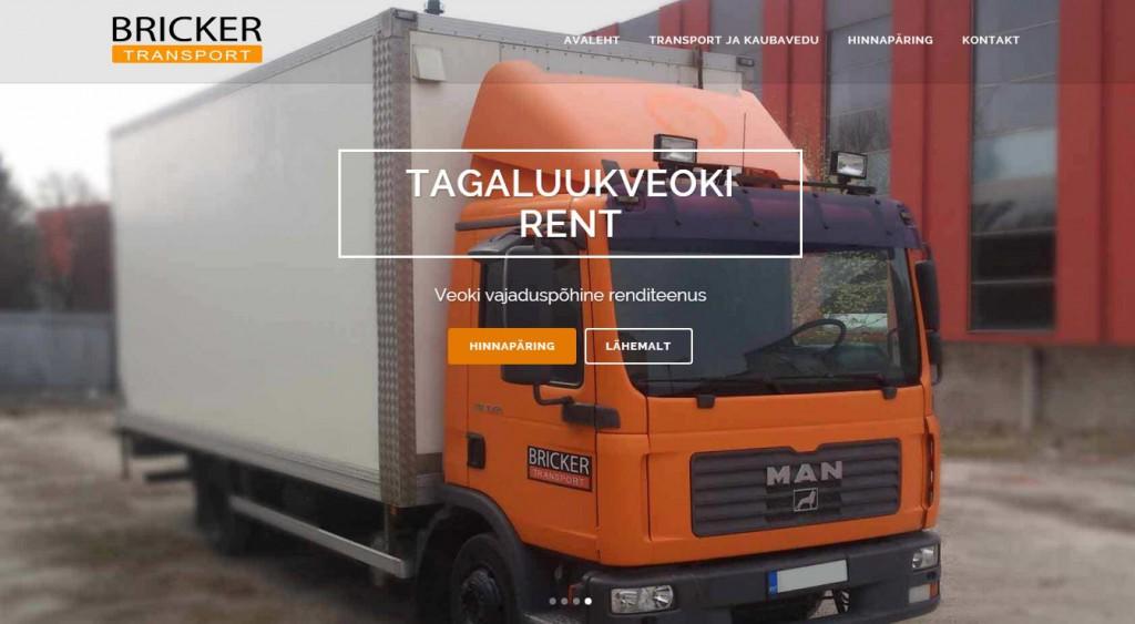 bricker-transport-veebilehe-teostus